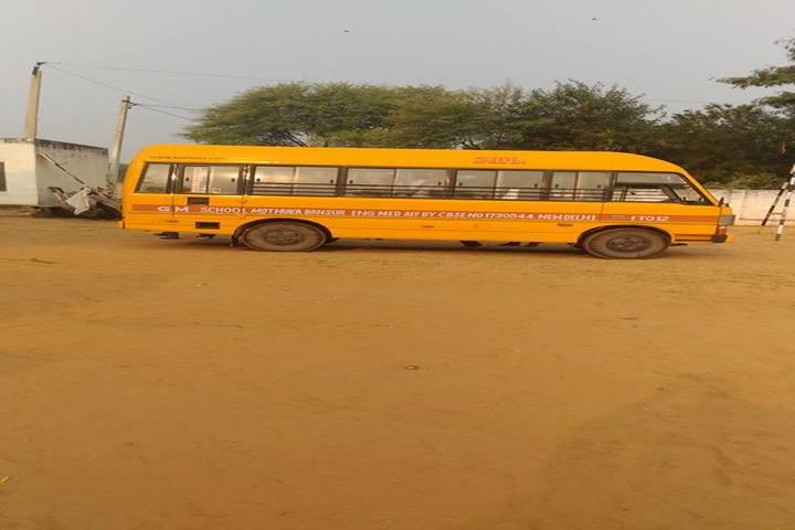 G M School-Transport