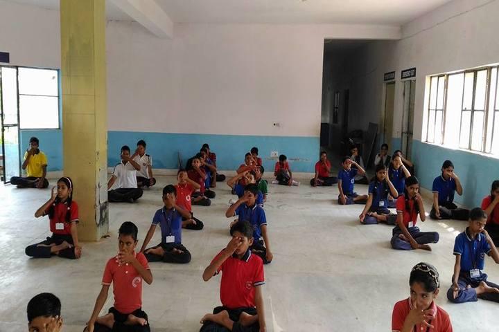 G M School-Yoga
