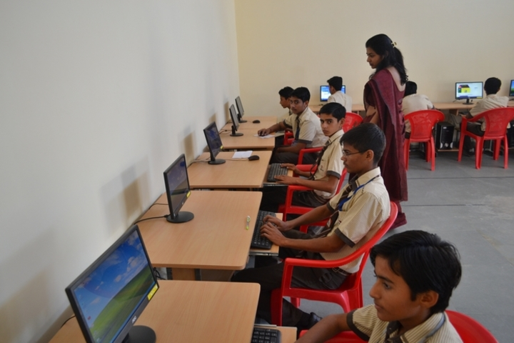 G S Jangid Memorial School-Computer lab