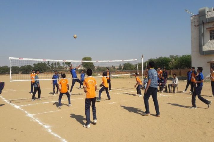 G S Jangid Memorial School-Games