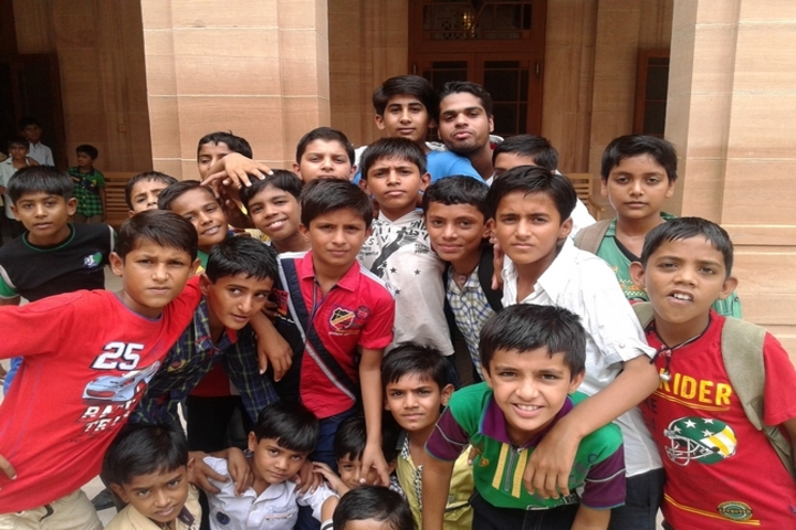 G S Jangid Memorial School-Tour