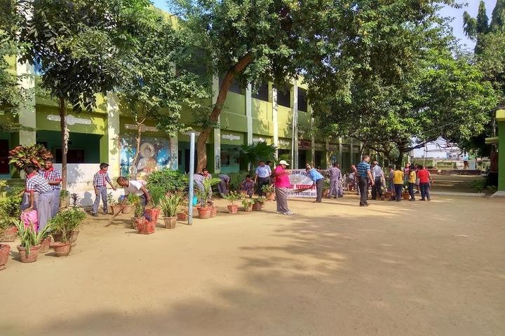 Kendriya Vidyalaya-Cleaning