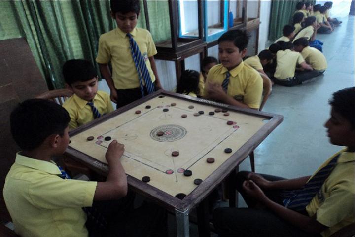 G B Modi Vidya Mandir-Games