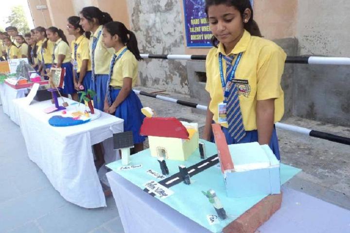 G B Modi Vidya Mandir-School Exhibition