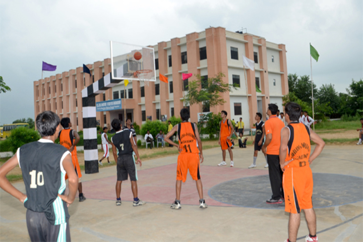 G B Modi Vidya Mandir-Basketball
