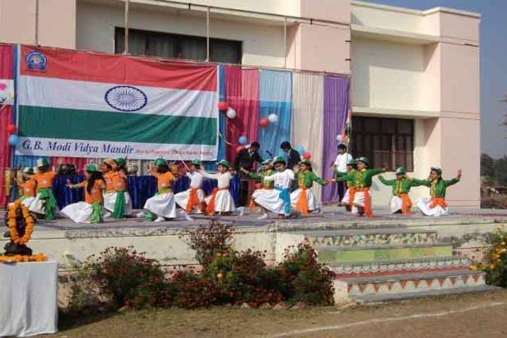G B Modi Vidya Mandir-Independence day