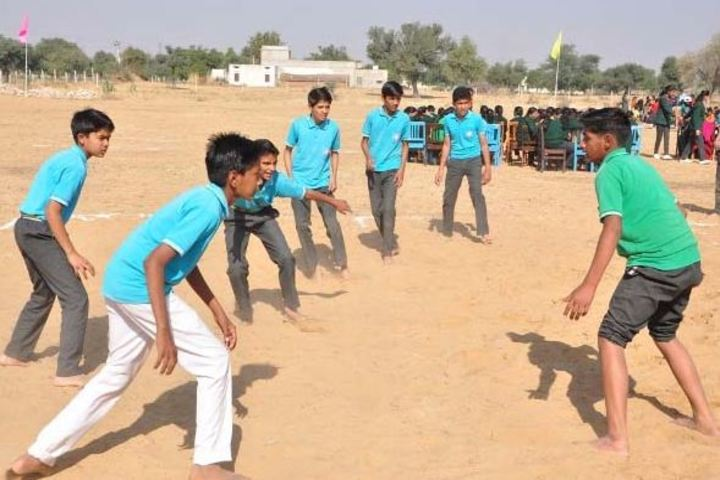 G B Modi Vidya Mandir-Sports