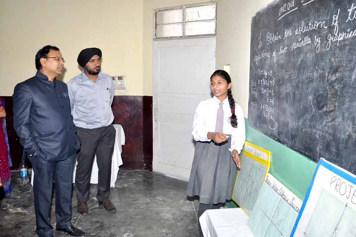 Ganganagar Public School-Activity