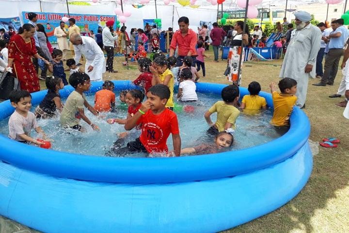 Genius Little Flower Public School-Swimming Pool
