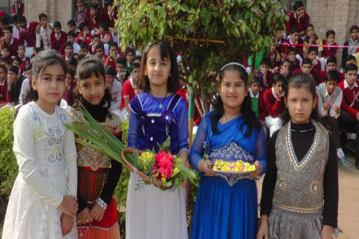 Genius Little Flower Public School-Event1