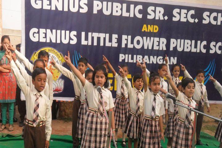 Genius Little Flower Public School-Event2