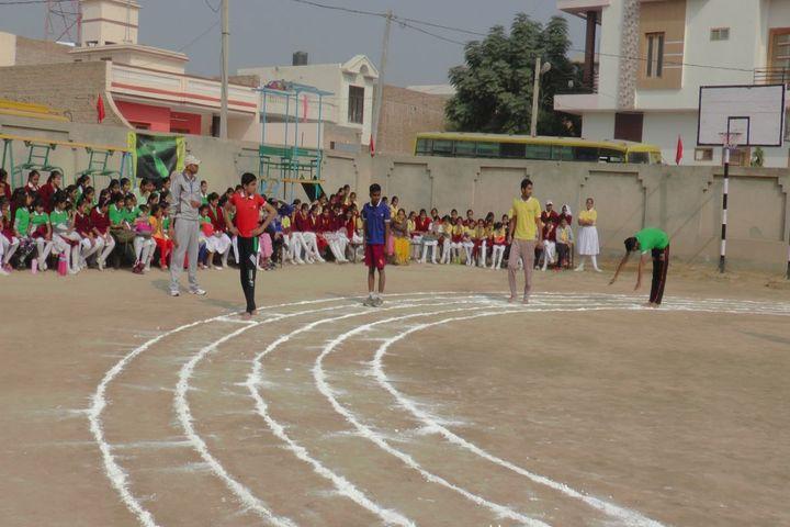Genius Little Flower Public School-Sports day