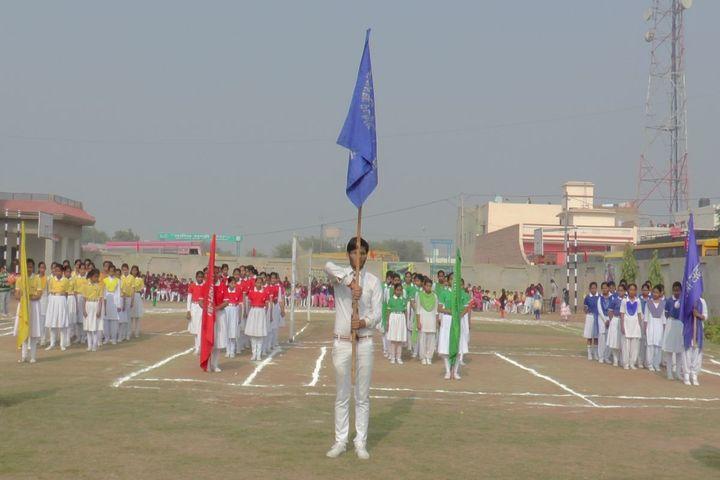 Genius Little Flower Public School-Sports day2
