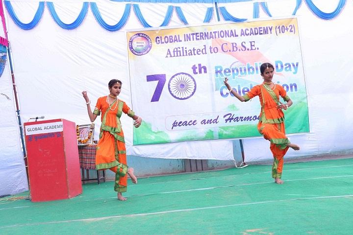 Global International Academy-Cultural Events