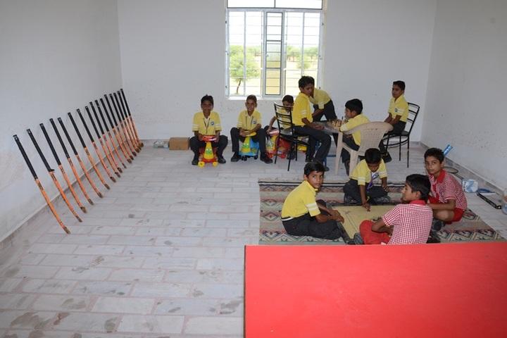 Global International Academy- Indoor games