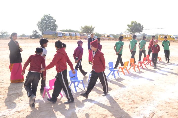 Global International School-Activity