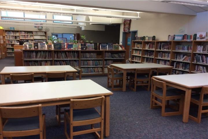 Global International School-Library