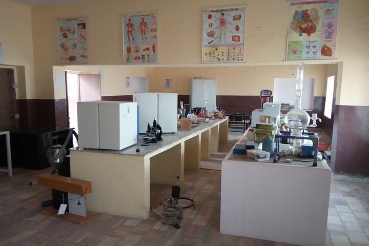 Global International School-Science lab