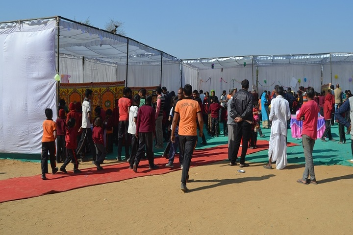 Global International School-Student fair