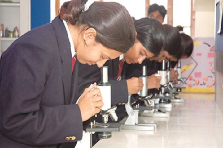 Goenka Public School-Biology Lab