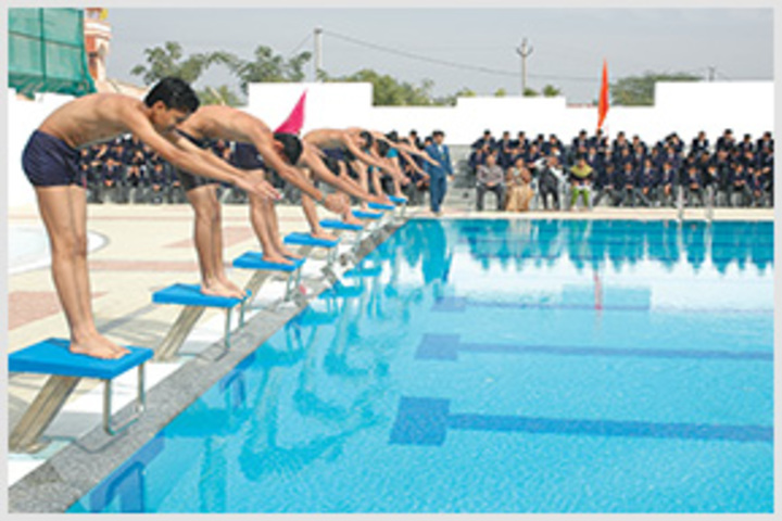 Goenka Public School-Swimming Pool