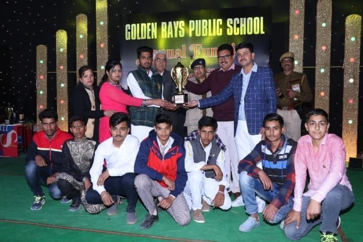 Golden Rays Public School-Achievment