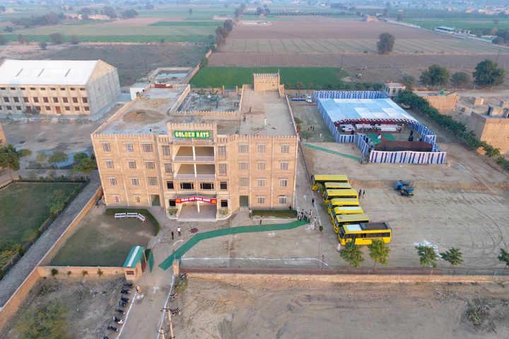 Golden Rays Public School-Campus