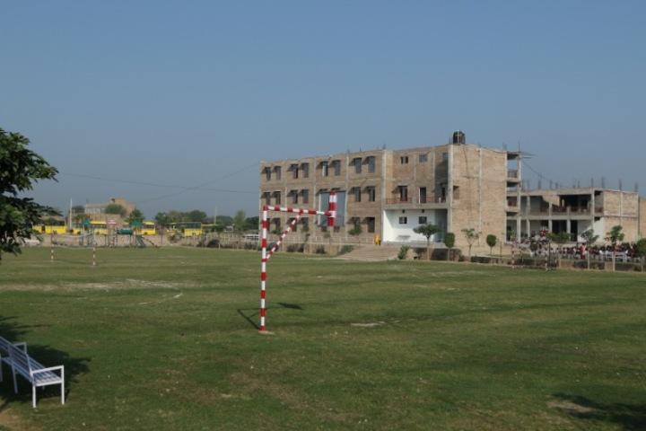 Golden Rays Public School-Play Ground