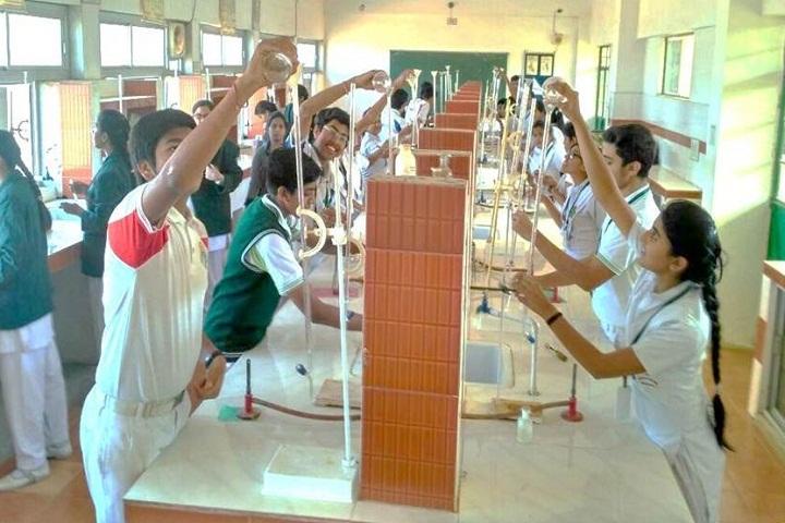 Green Valley Public School-Chemistry Lab