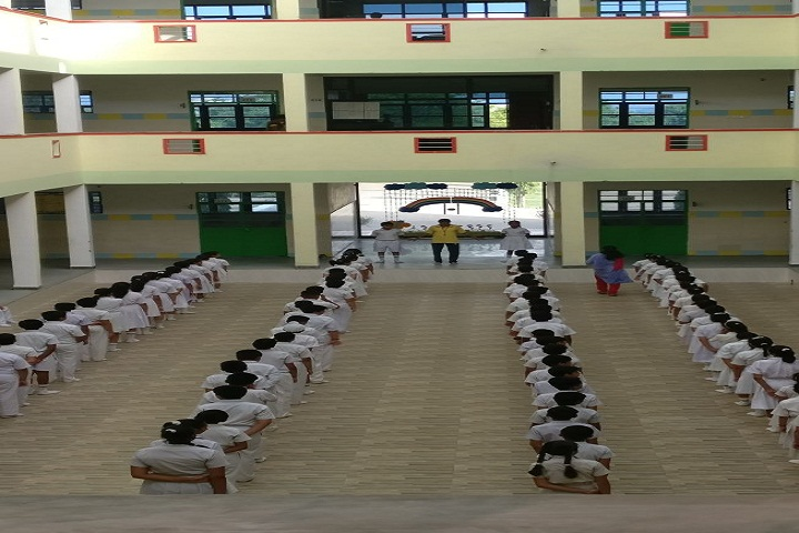 Green Valley Public School-Yoga