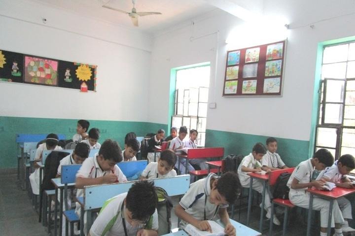 Green Valley Public School-Classroom