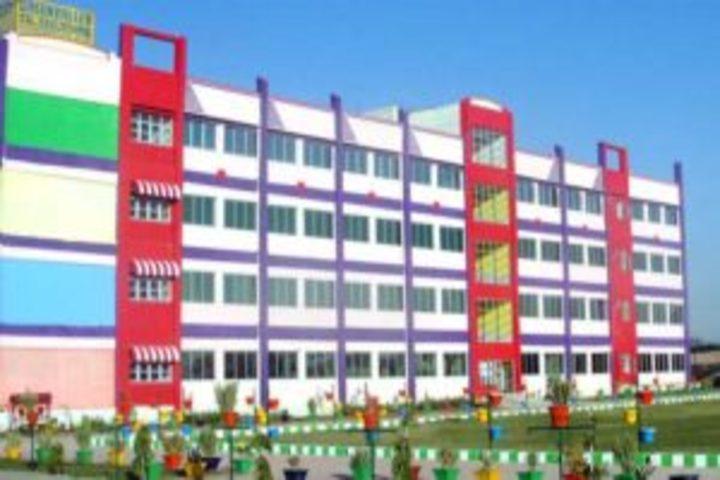 Green Valley Public School-School Building