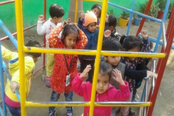 Green Valley Public School-games