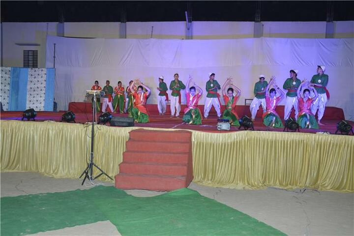 Greenfield High School-Annual Day