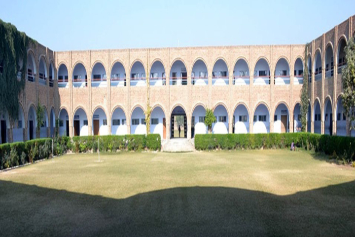 Guru Harkrishan Senior Secondary Public School-School Building