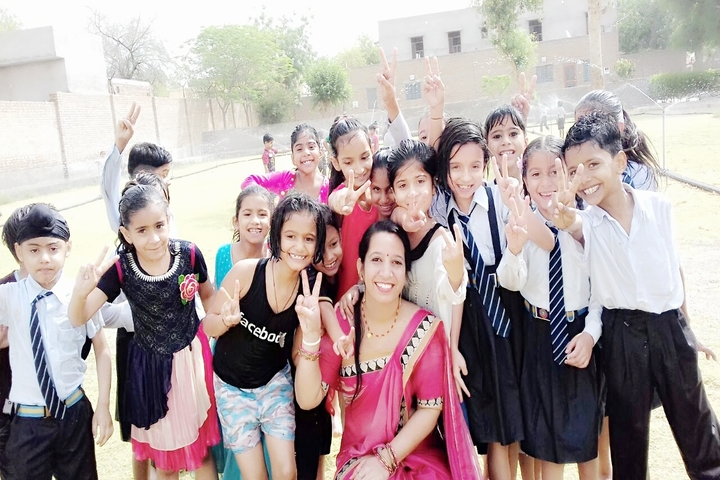Guru Harkrishan Senior Secondary Public School-Summer camp
