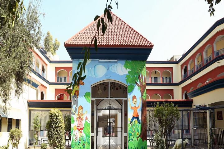 Guru Harkrishan Public School-Junior Wing