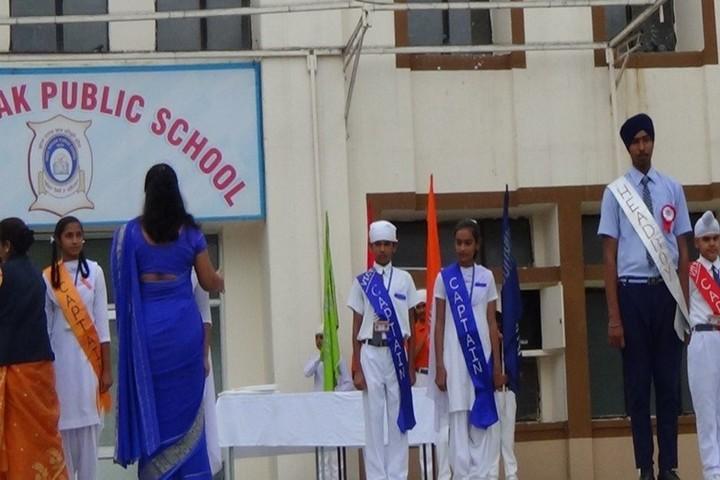 Guru Nanak Public School-Investiture Ceremony