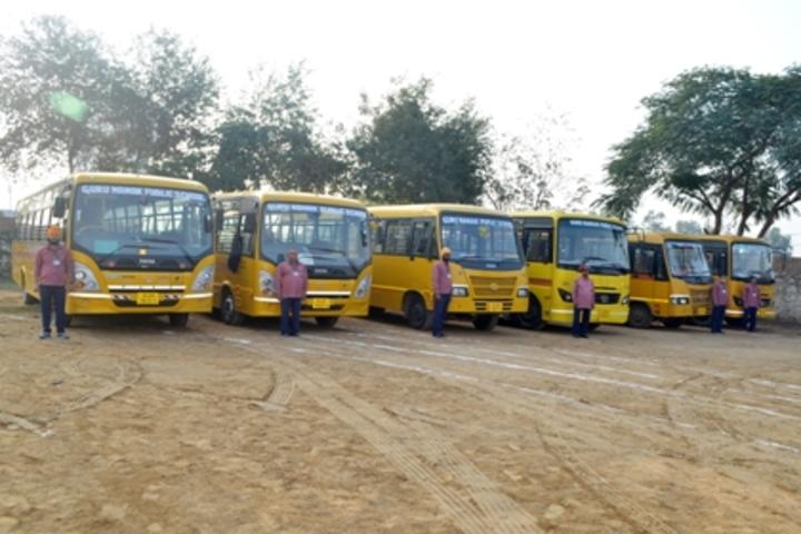 Guru Nanak Public School-Transport