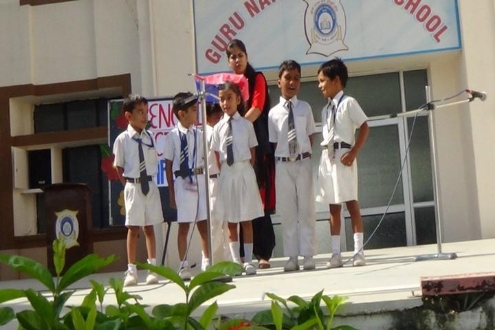 Guru Nanak Public School-Recitation Competition