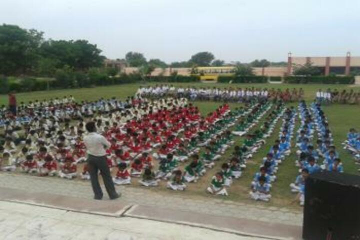 Gurukul B L Mohta Learning Institute-Assembly