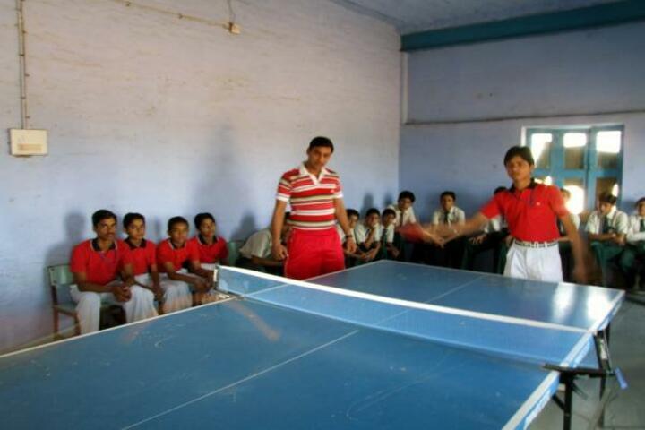 Gurukul B L Mohta Learning Institute-Games