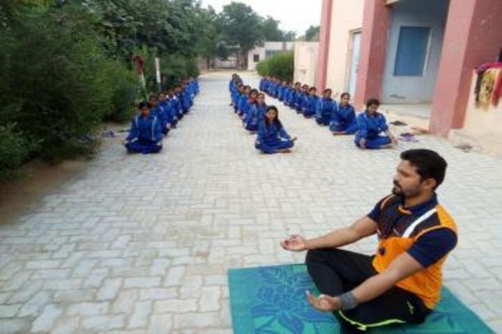 Gurukul B L Mohta Learning Institute-Yoga