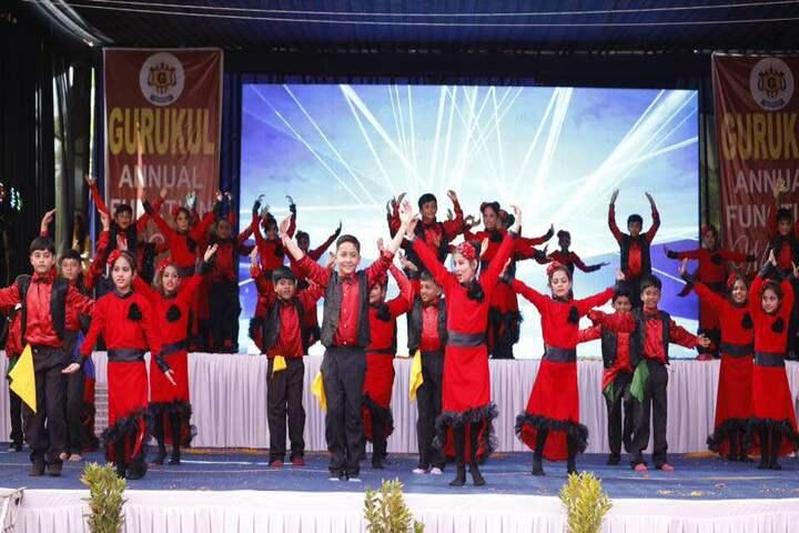 Gurukul Central Academy-Annual Day