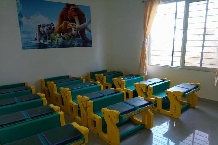 Gurukul Central Academy-Classroom