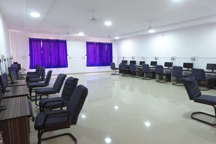 Gurukul Central Academy-Comuter lab