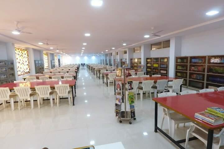 Gurukul Central Academy-Library