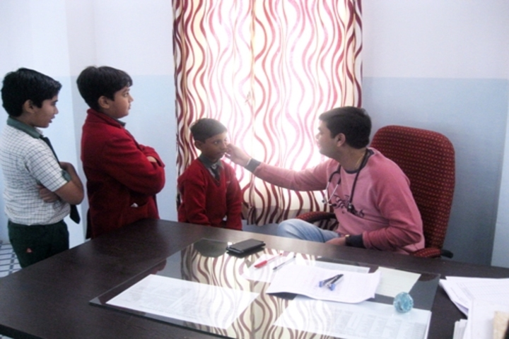 Gurukul Central Academy-Medical Checkup