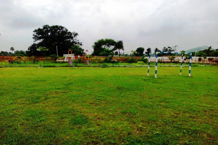 Gurukul Central Academy-Playground