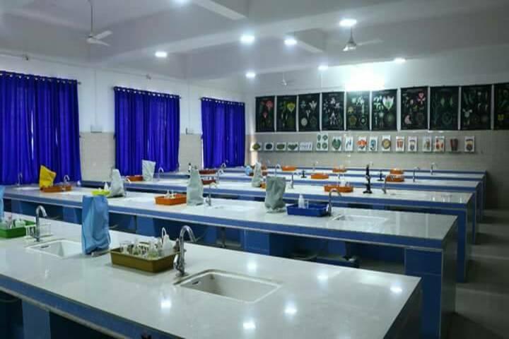Gurukul Central Academy-Science lab